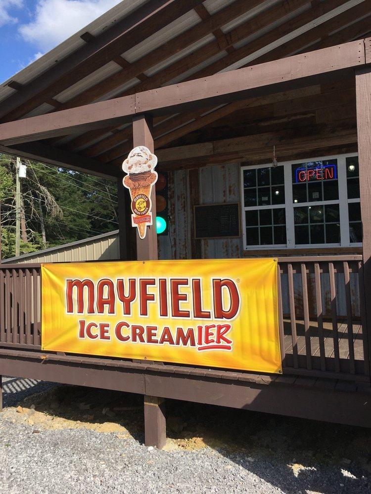 Mayfield Creamier: Desoto Pkwy NE, Fort Payne, AL