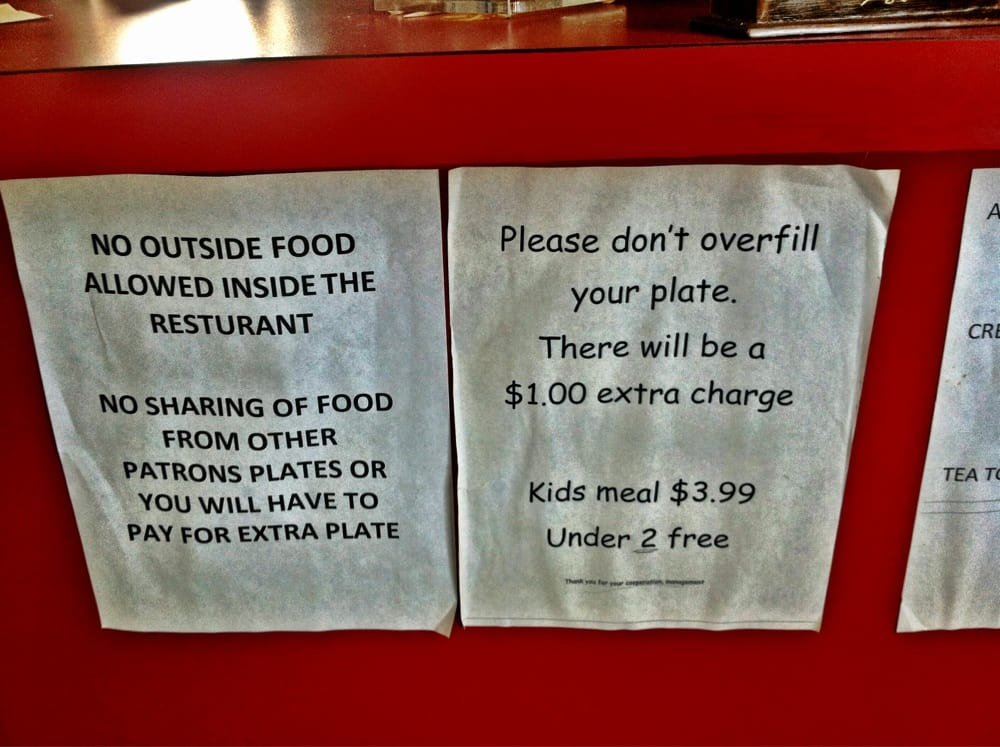 Mai Lan Fast Food: 306 N Ross Sterling Ave, Anahuac, TX