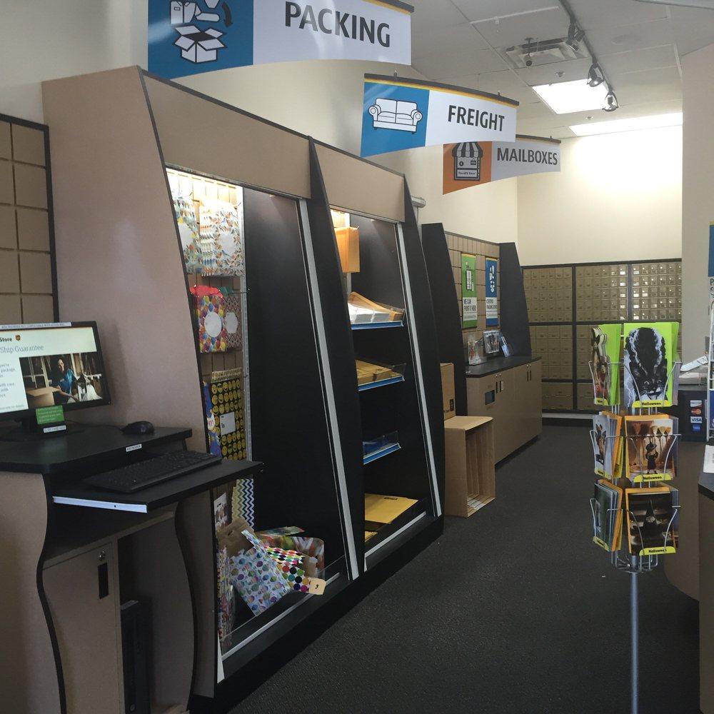 The UPS Store: 315 W Elliot Rd, Tempe, AZ