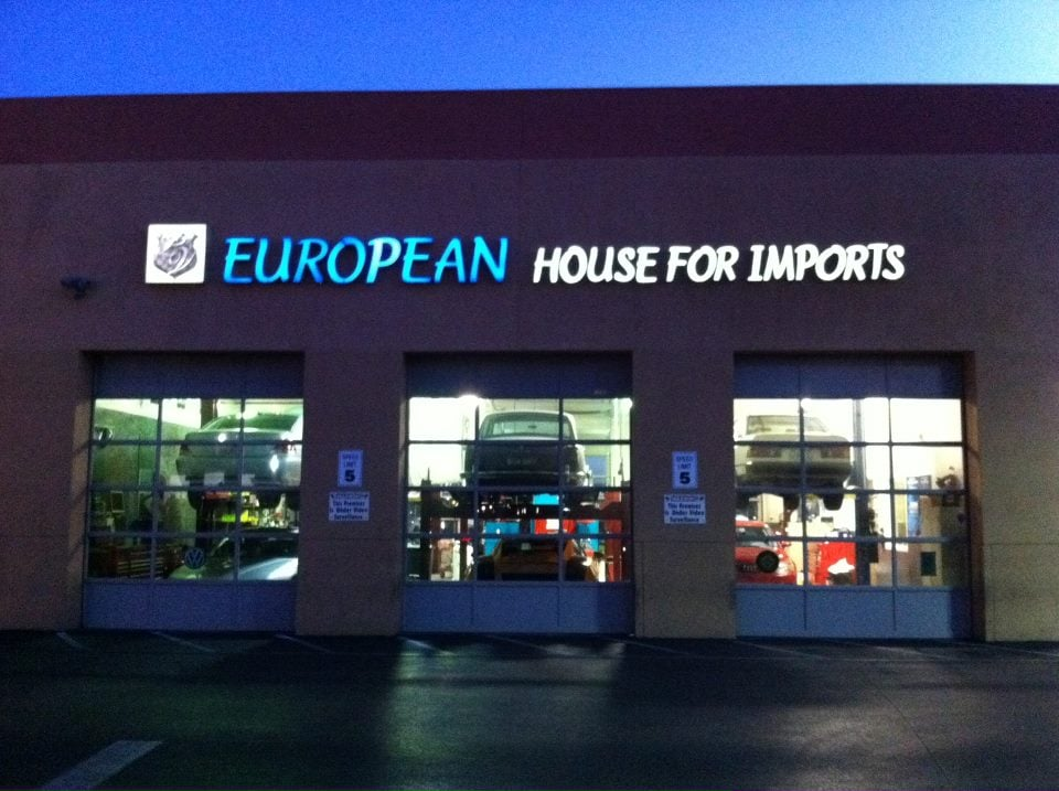 European House For Imports