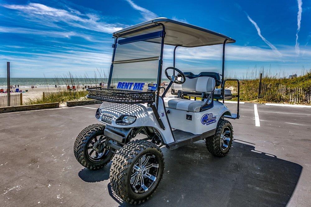 Myrtle Beach Golf Carts: 408 3rd Ave S, Myrtle Beach, SC