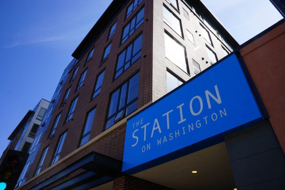 The Station on Washington