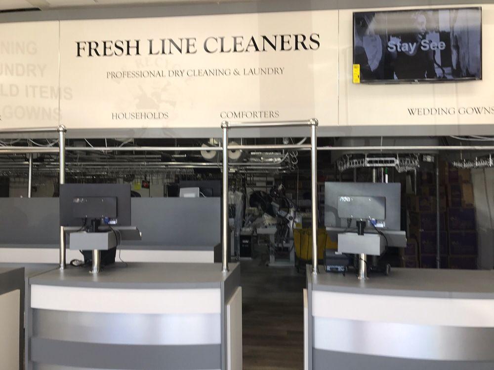 FreshLine Cleaners