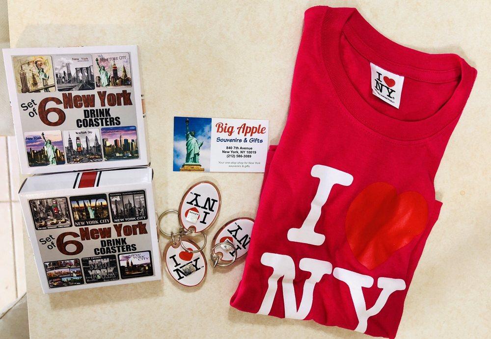 Big Apple Souvenirs & Gifts