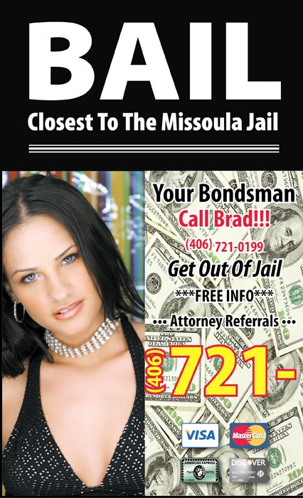 Your Bondsman: 2340 Mullan Rd, Missoula, MT