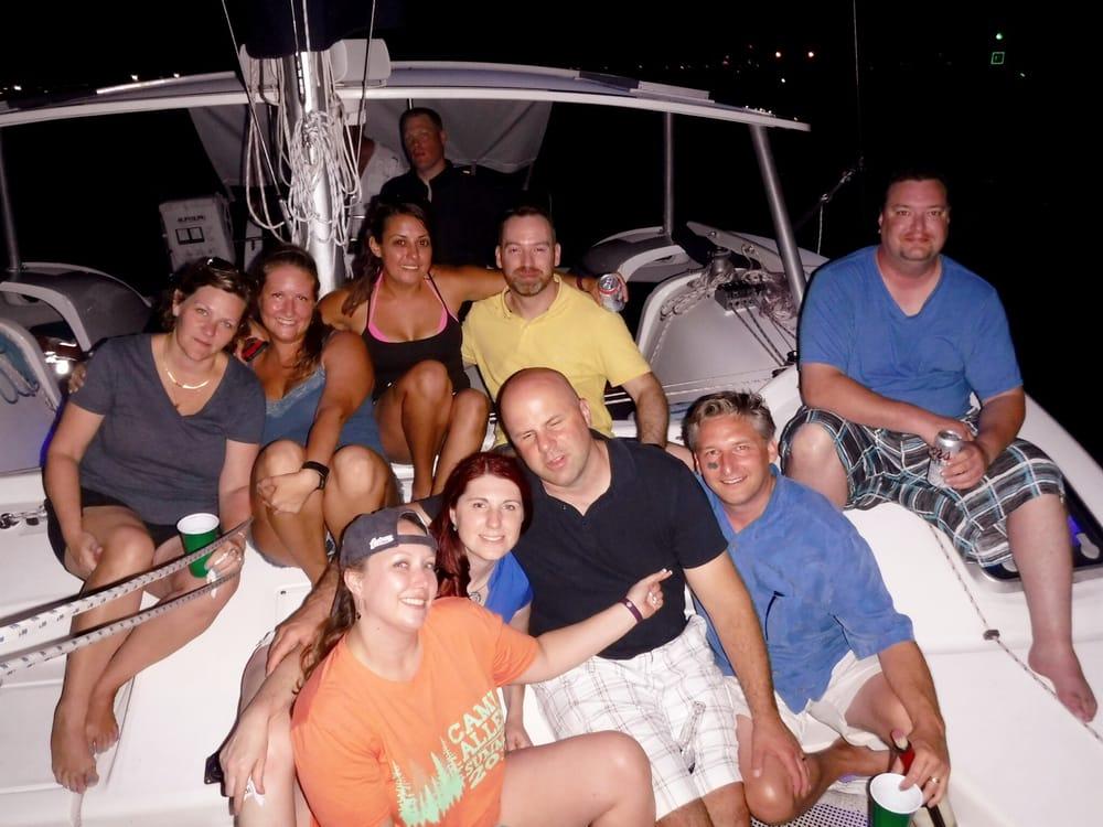 Sailaway Clear Lake Charters: 1300 Marinabay Dr, Clear Lake Shores, TX