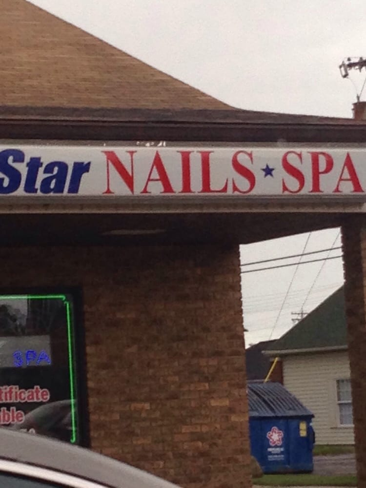 Star Nails & Spa: 946 Amchester Dr, Amherst, OH