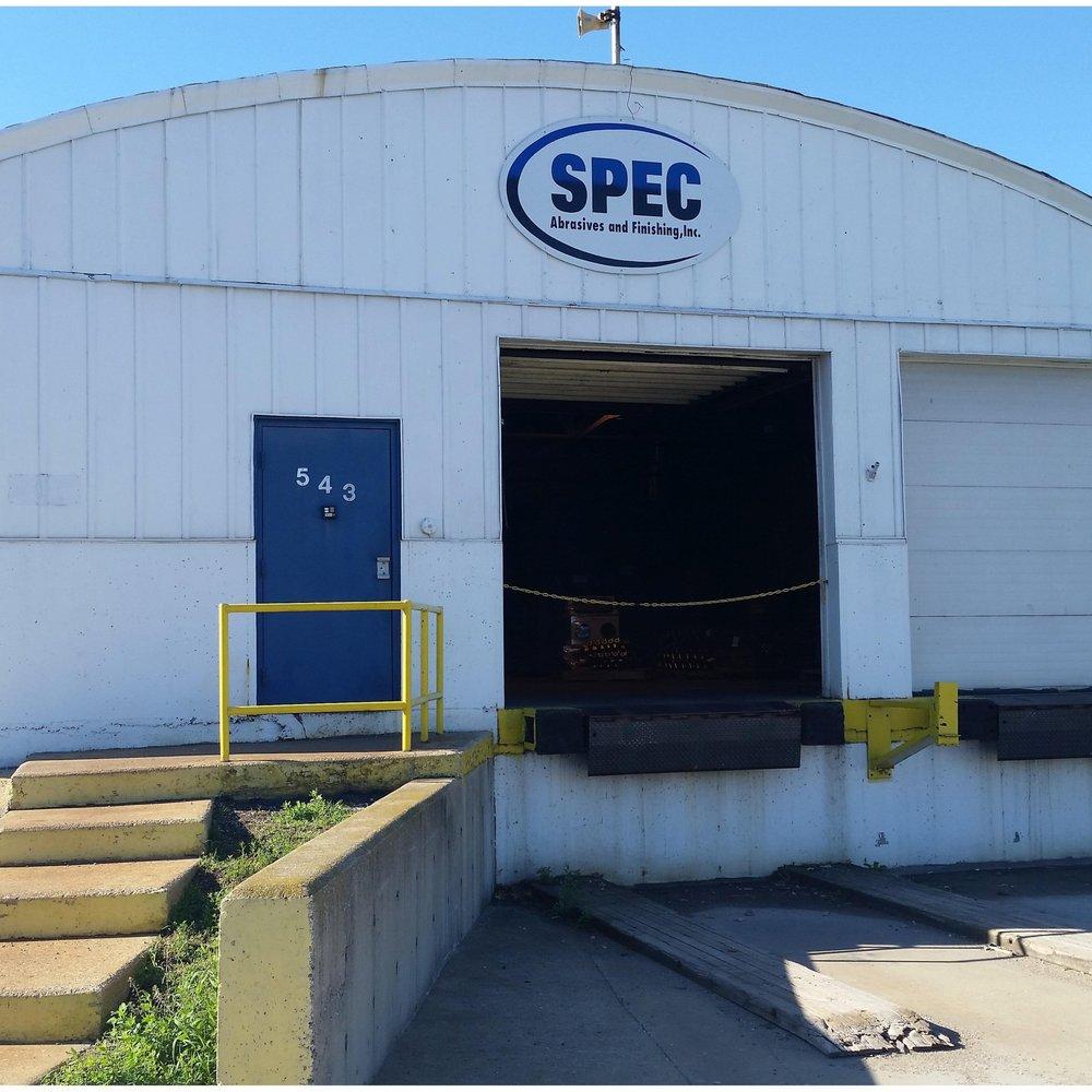 Spec Abrasives, Finishing & Powder Coating - Get Quote ...