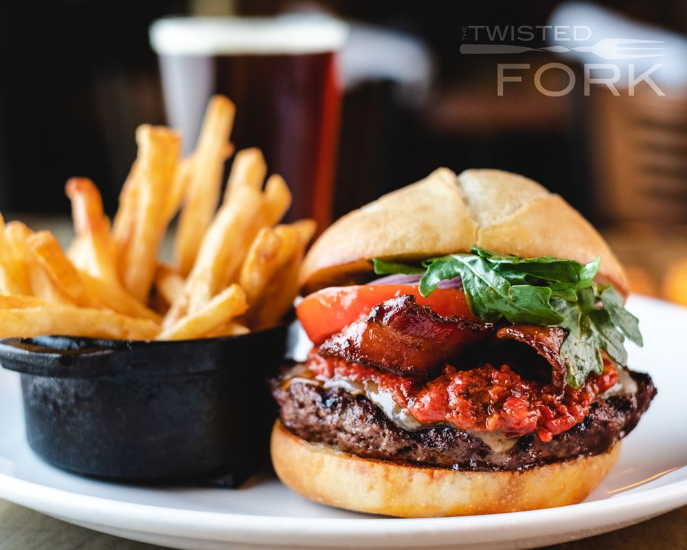 Twisted Fork: 1191 Steamboat Pkwy, Reno, NV