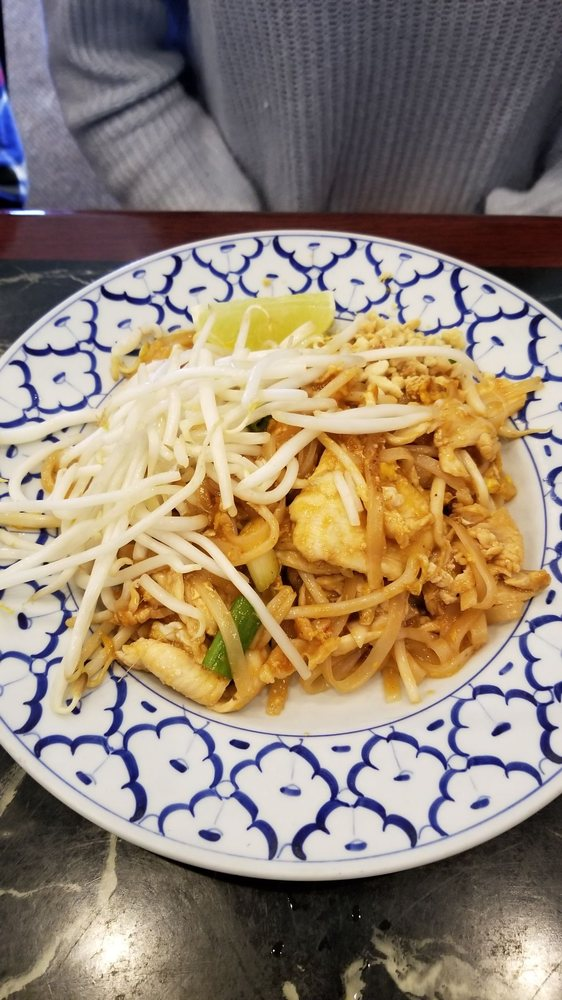 Food from Thai Country Restaurant