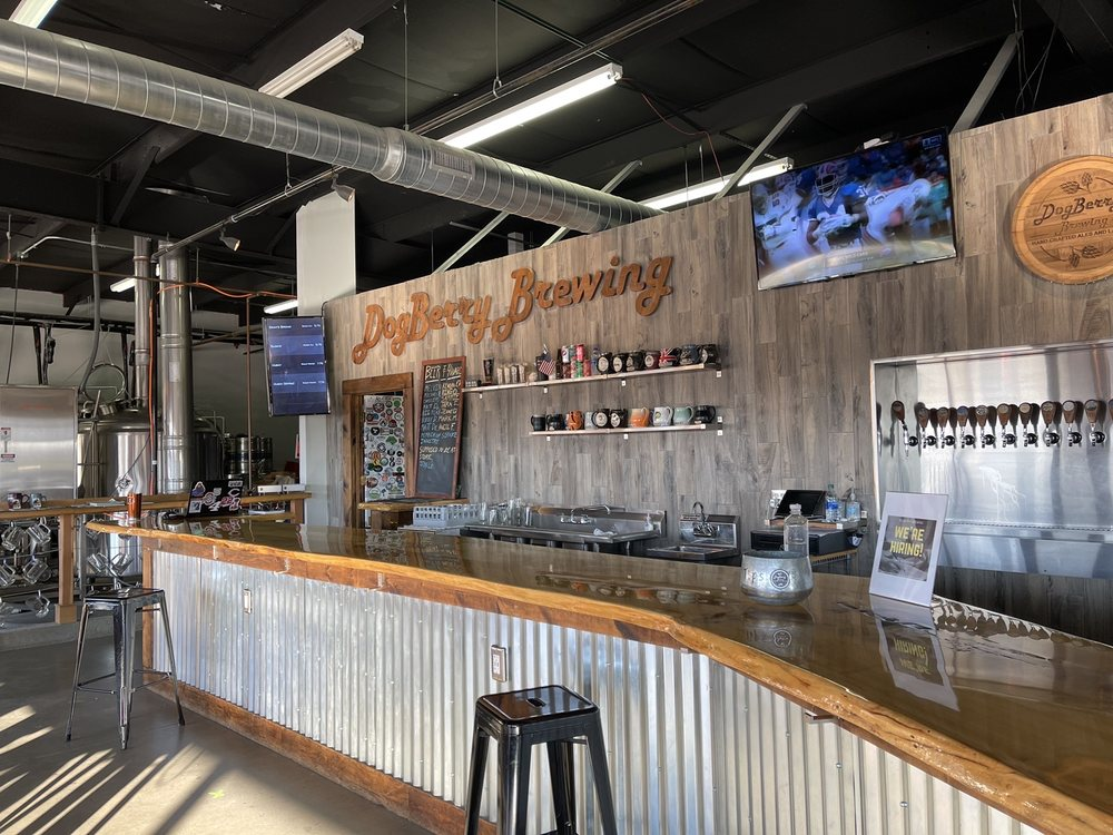 DogBerry Brewing: 9964 Crescent Park Dr, West Chester, OH