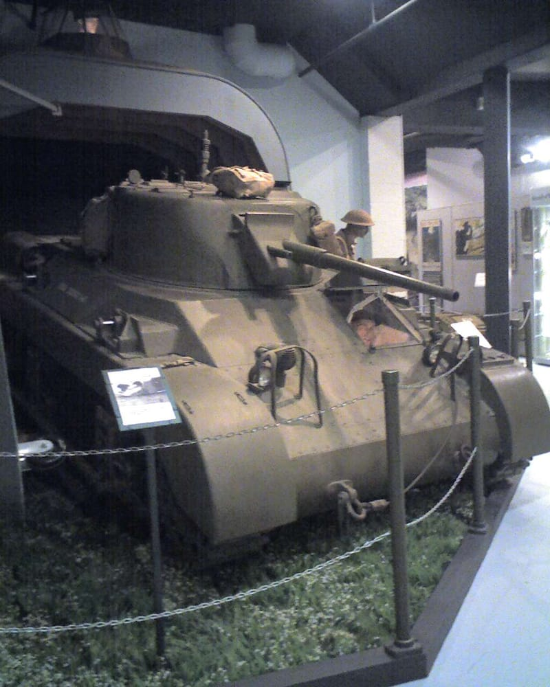 Wwii Experimental Air Drop Tank Yelp