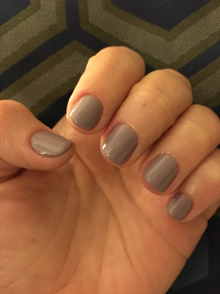 Lovely manicure by Nadia! - Yelp