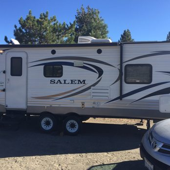 Photo of Adventure In Camping - Mammoth Lakes, CA, United States. Very nice