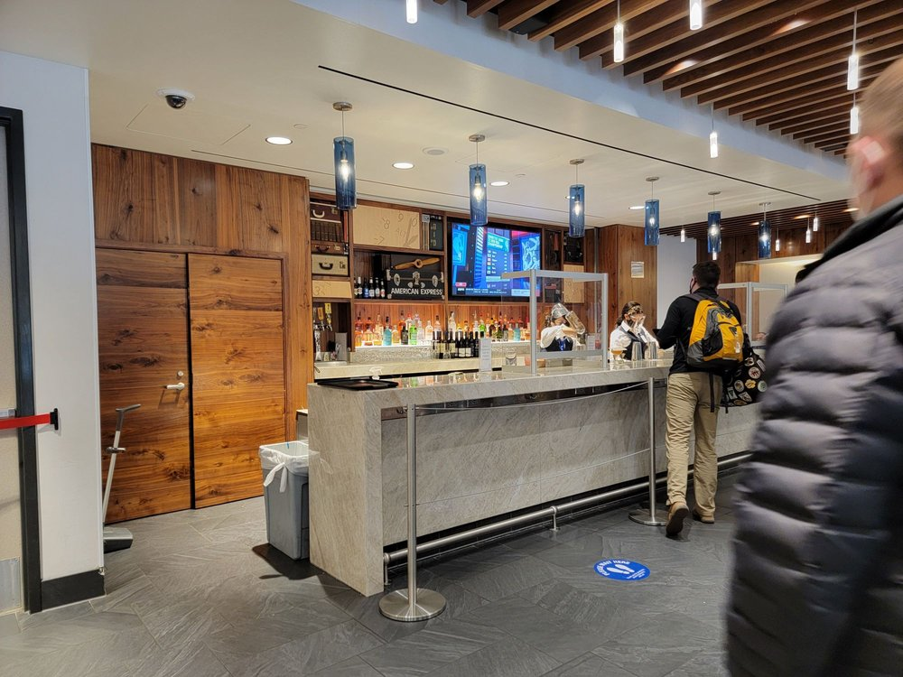 Social Spots from The Centurion Lounge