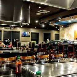 Kobe Steak Sushi Hibachi Grill Bar Order Online Photos - Hibachi table restaurant