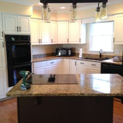 Photo Of Just Add Paint   Shiremanstown, PA, United States. Painted Kitchen  Cabinets