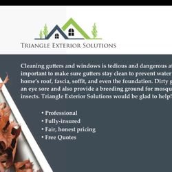 Photo Of Triangle Exterior Solutions   Raleigh, NC, United States