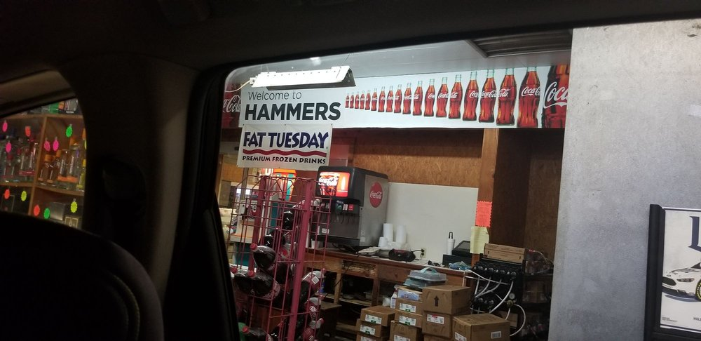 Hammers Drive Thru: 1511 Carter St, Vidalia, LA