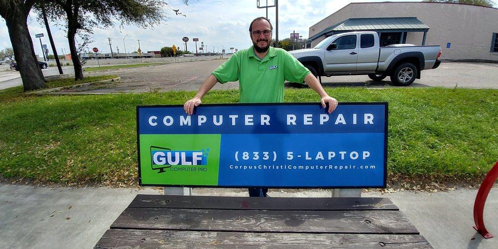 Gulf Computer Pro: 15429 Basswood Dr, Corpus Christi, TX