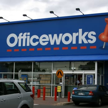 Officeworks  Printing  Photocopying  210212 Port Rush Rd