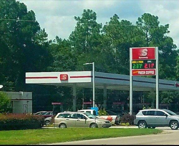 Speedway: 7413 Market St, Wilmington, NC