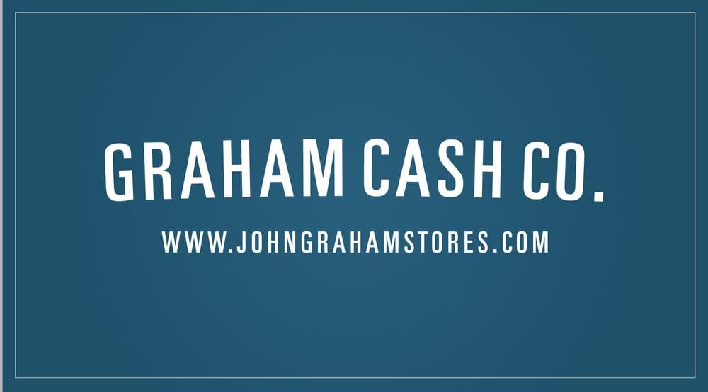 Graham Cash Co: 149 E Main St, Forest City, NC