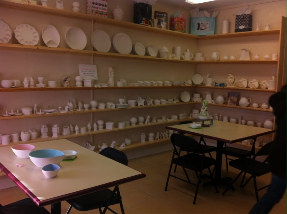 Just Bisque It Ceramics