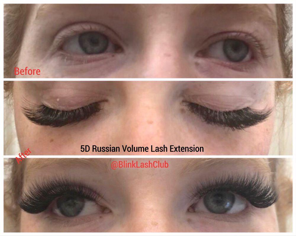 79b7dc3a179 Combo 3D Russian Volume with Individual Lash Extension @BlinkLashClub  #3drussianvolume #3dvolume #combo #russianvolume #individuallashes - Yelp