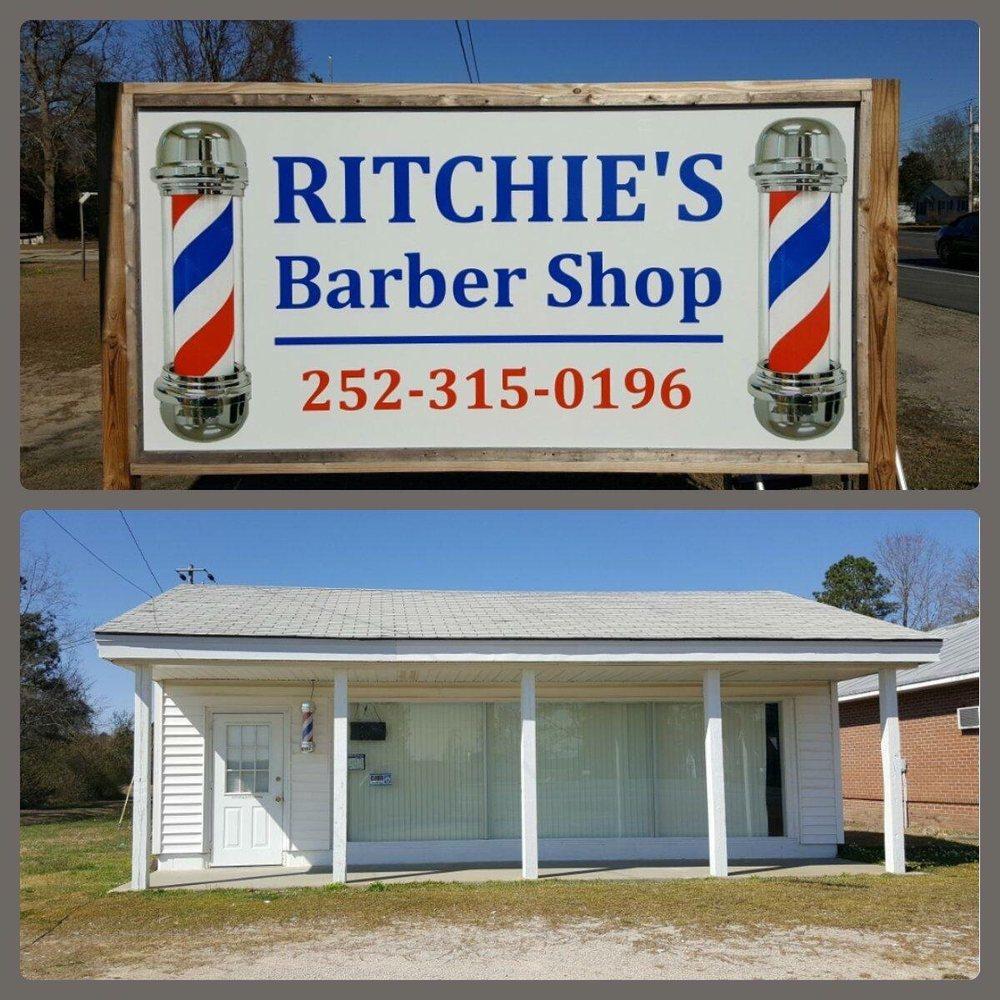 Ritchie's Barbershop: 1812 US-258, Kinston, NC