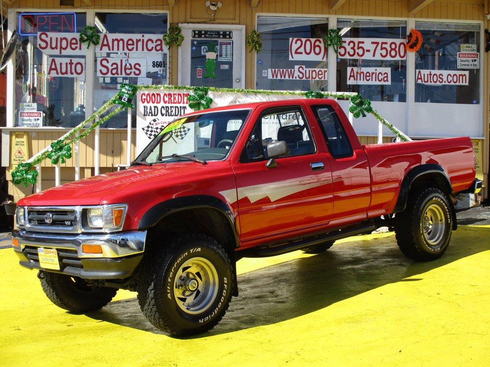 Super America Auto Sales