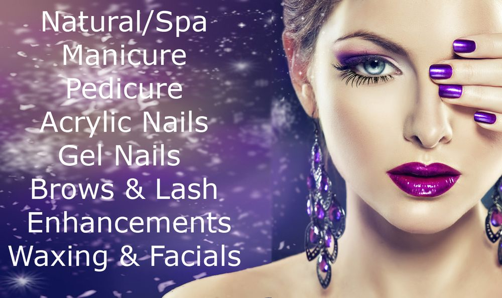 Hottips Lux Nails & Spa Gift Card - Edmonton, AB | Giftly