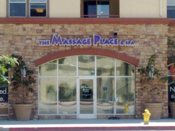 The Massage Place & Spa