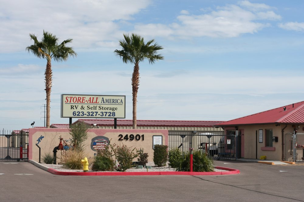 U-Haul Neighborhood Dealer: 24901 W Yuma Rd, Buckeye, AZ