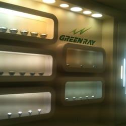 Photo Of Green Ray Led Lighting San Francisco Ca United States