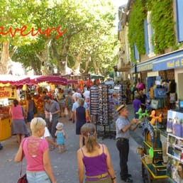 La Grenouille Campgrounds Avenue Du Lavoir Goudargues Gard