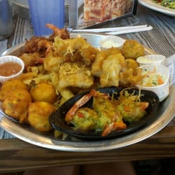 Joe crab shack big hook up platter