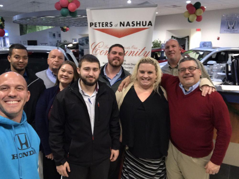 Peters honda of nashua 43 rese as concesionarios de for Peters honda of nashua