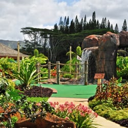 Photo Of Kauai Mini Golf   Kilauea, HI, United States. Lotu0027s Of Beautiful