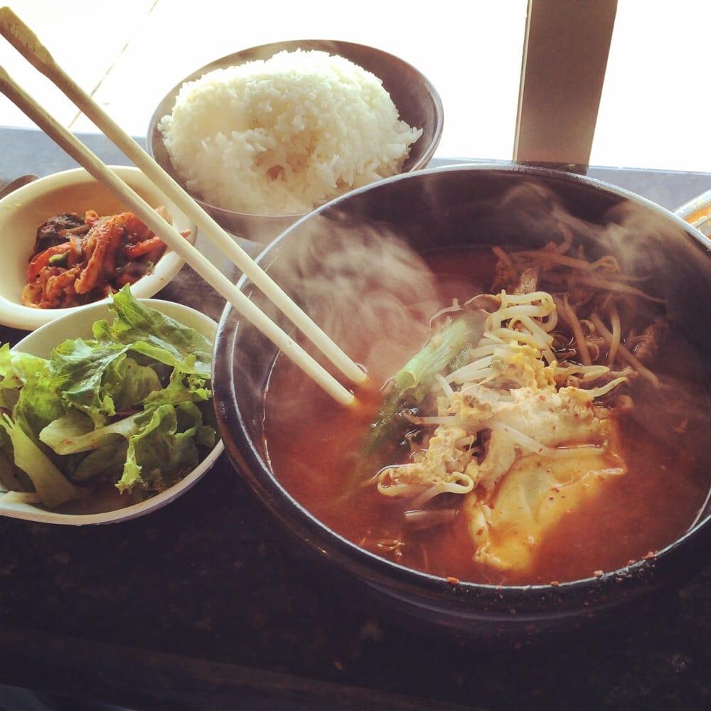 Kimchi Korean Cafe Houston Tx