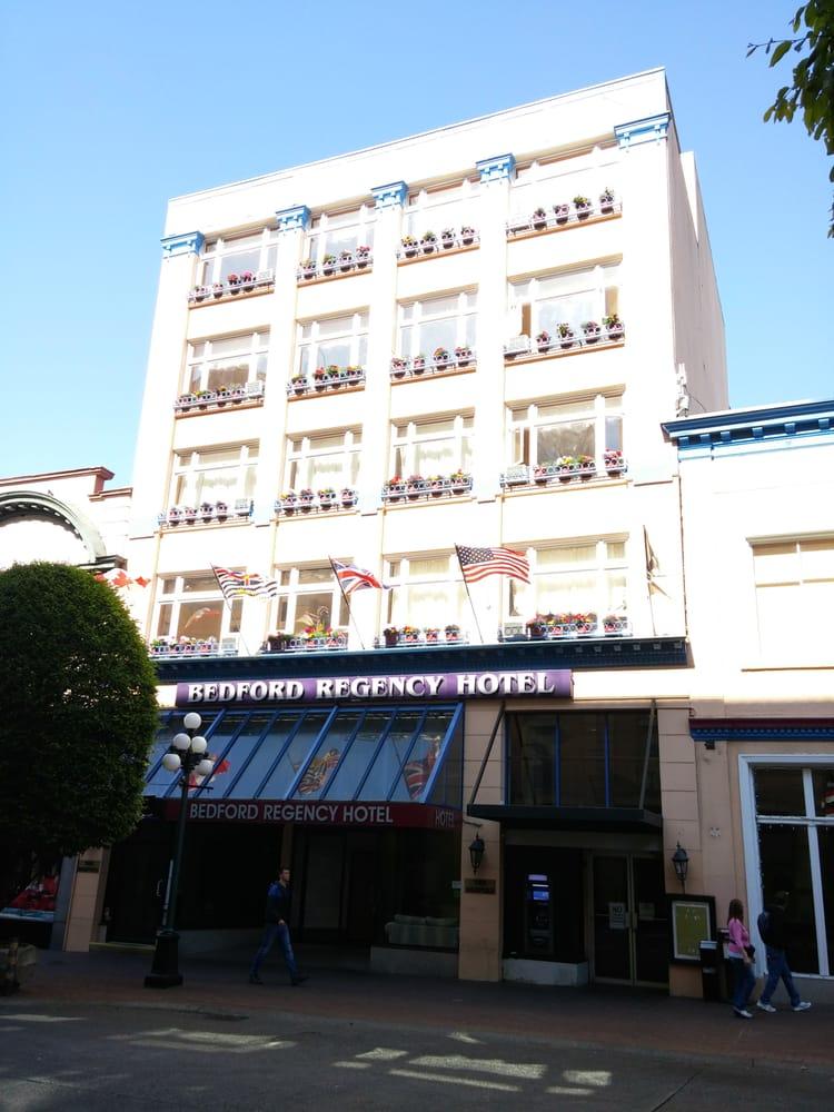 Bedford Regency Hotel Victoria Bc