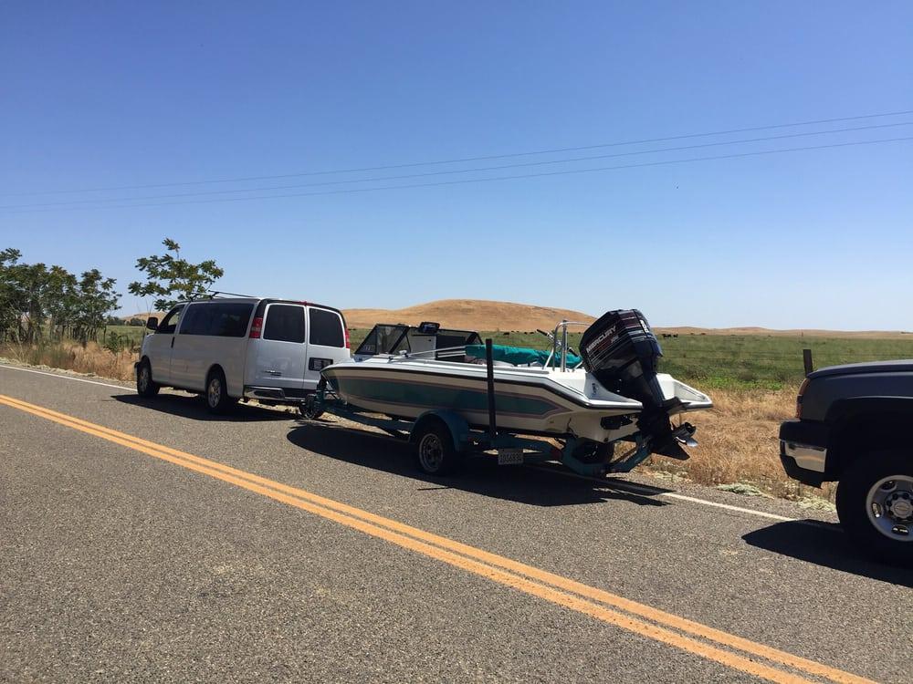 Towing business in Oakdale, CA