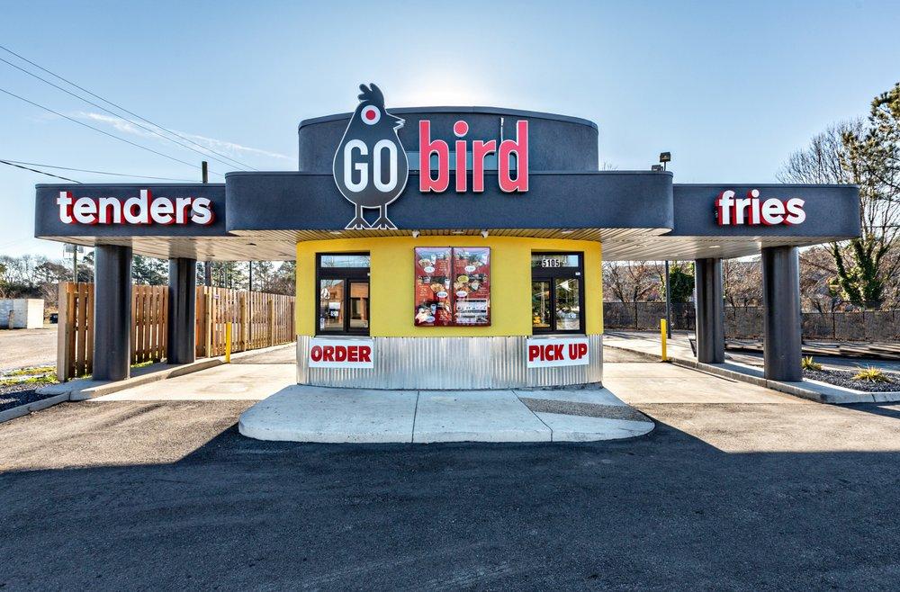 Go Bird: 5105 George Washington Hwy, Portsmouth, VA