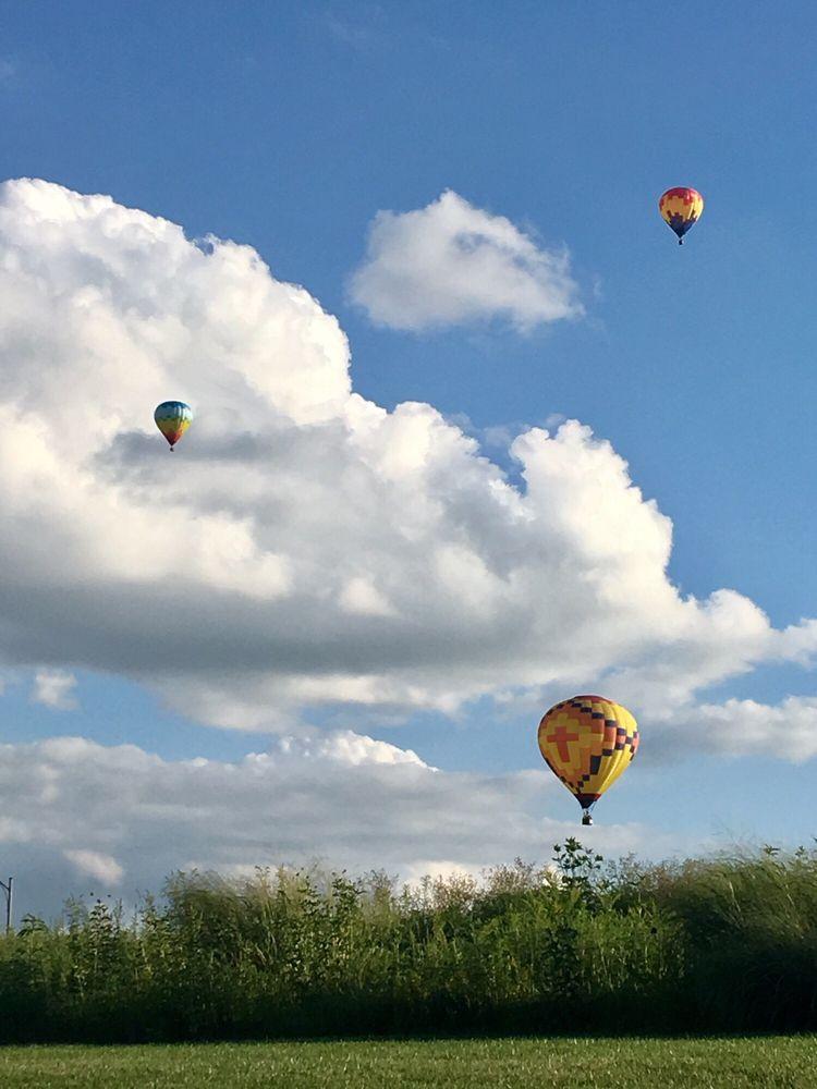 Nebraska Balloon & Wine Festival