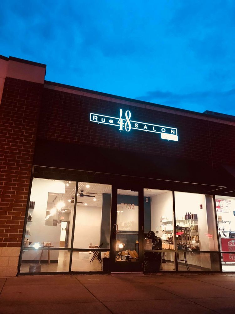 Rue 48 Salon: 7732 MN-55, Golden Valley, MN