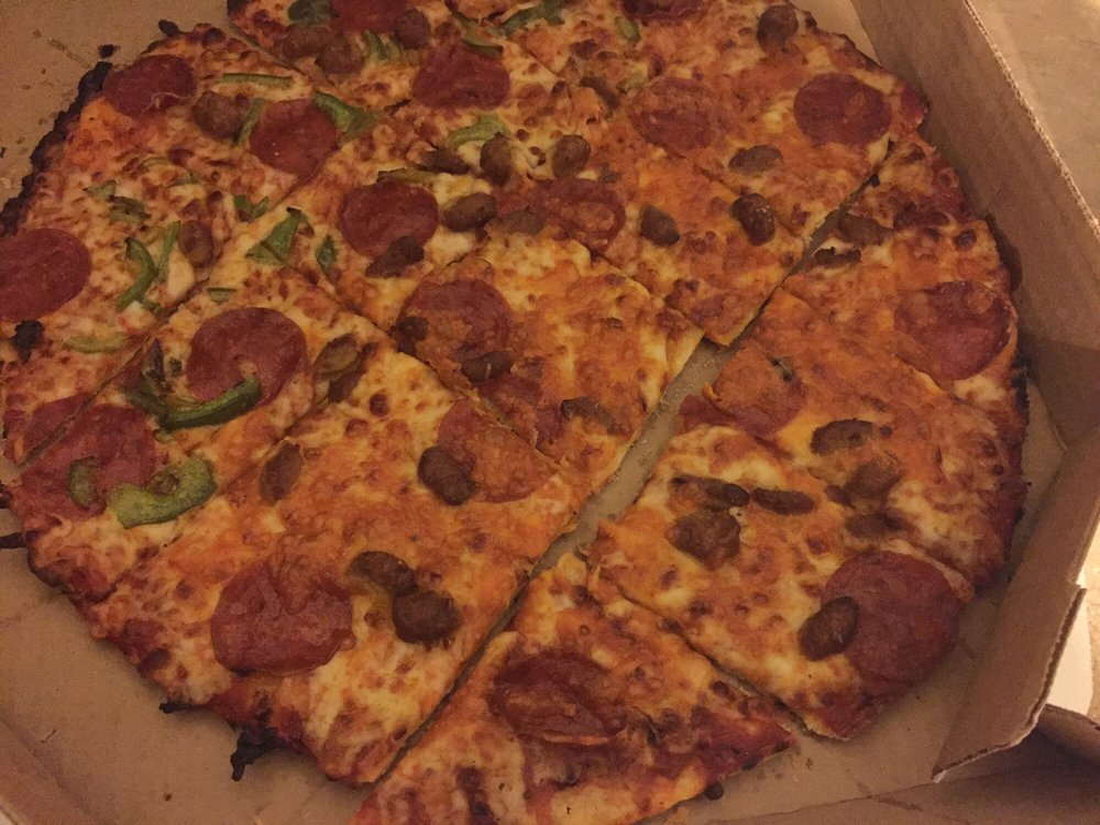 om domino pizza Domino's pizza price: jubilant gets gst profiteering notice  allegedly not  passing on tax reduction benefit to consumers of its domino's pizza.