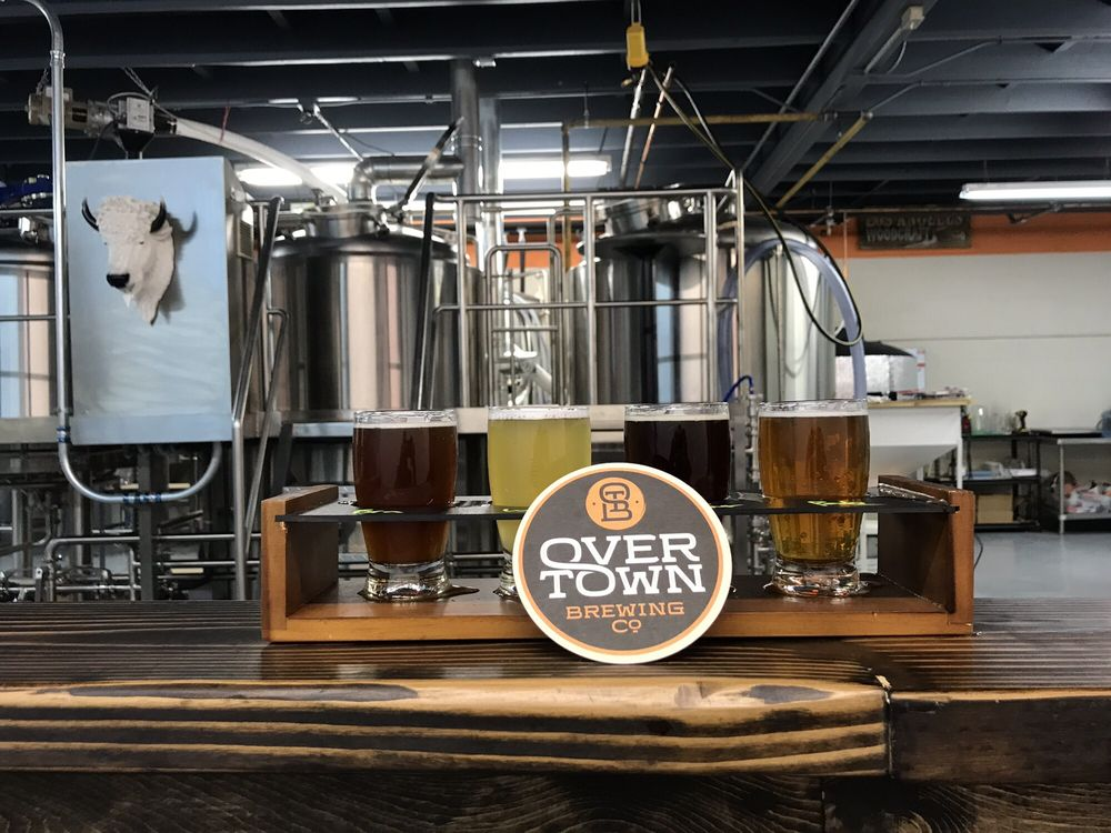 Over Town Brewing Co.: 227 W Maple Ave, Monrovia, CA