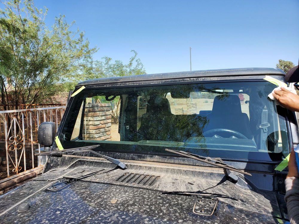 Master Auto Glass: Yuma, AZ