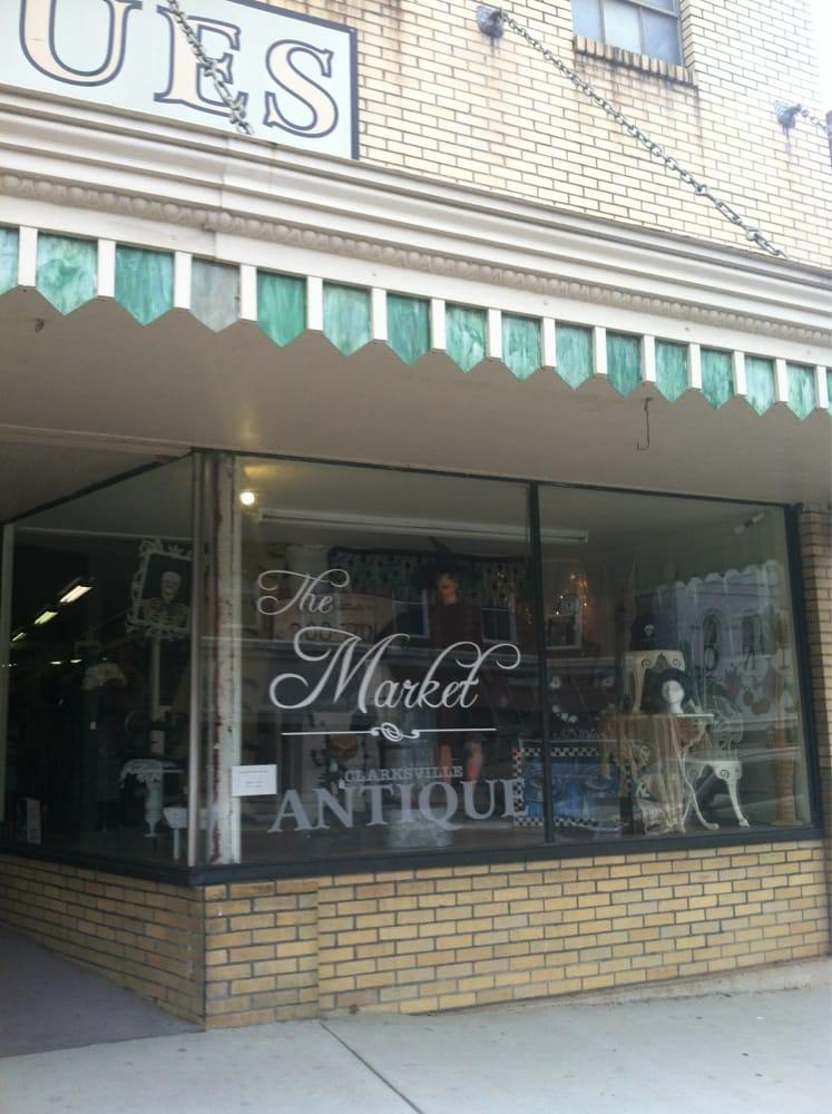 The Market: 315 Virginia Ave, Clarksville, VA