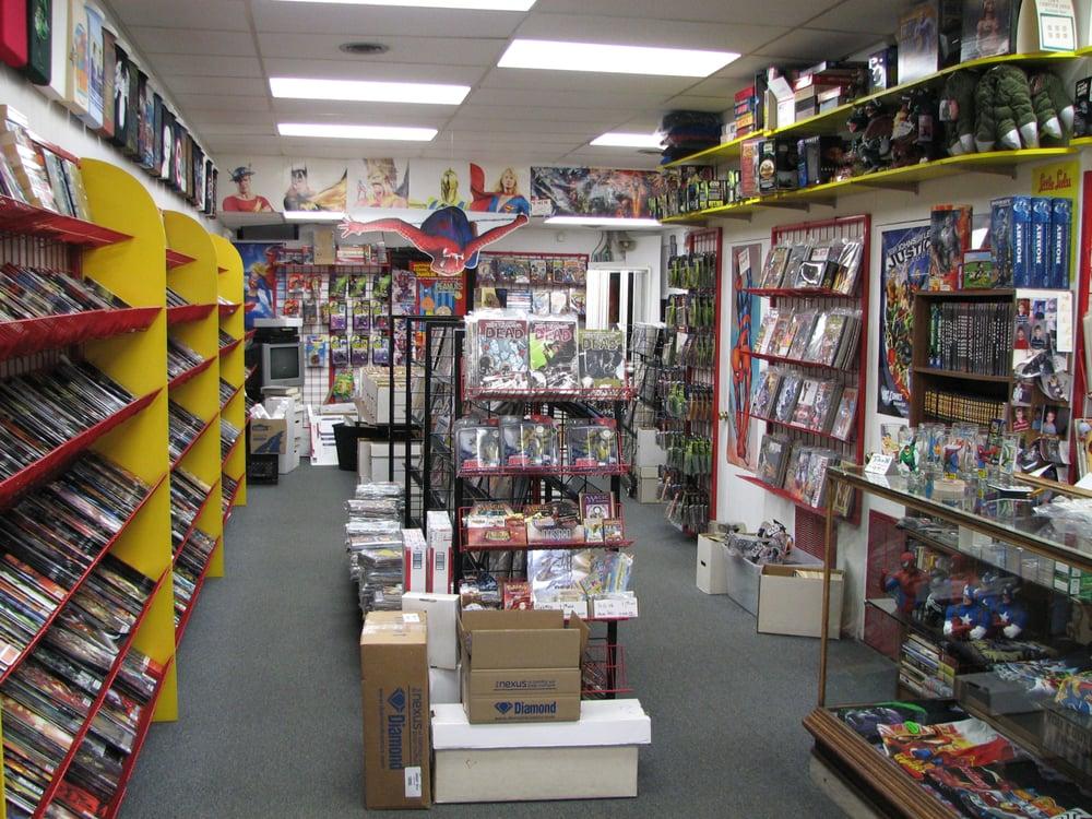 Photo of Bedrock Comics: Framingham, MA
